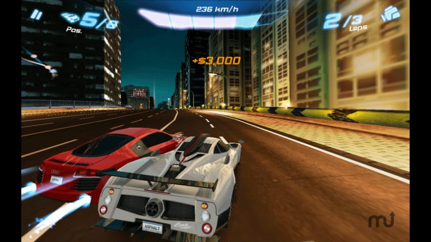 Asphalt 6: Adrenaline for Mac - review, screenshots