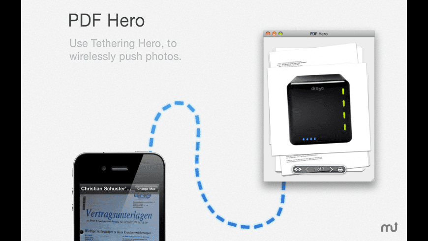 PDF Hero for Mac - review, screenshots