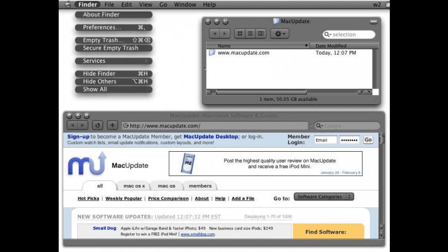 Titanium7 for Mac - review, screenshots