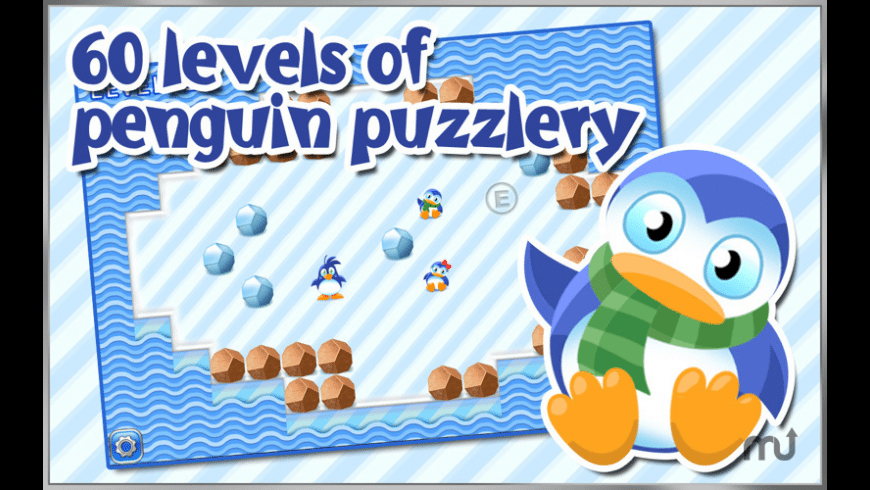 Puzzle Penguins for Mac - review, screenshots