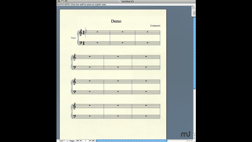 Finale Notepad for Mac - review, screenshots
