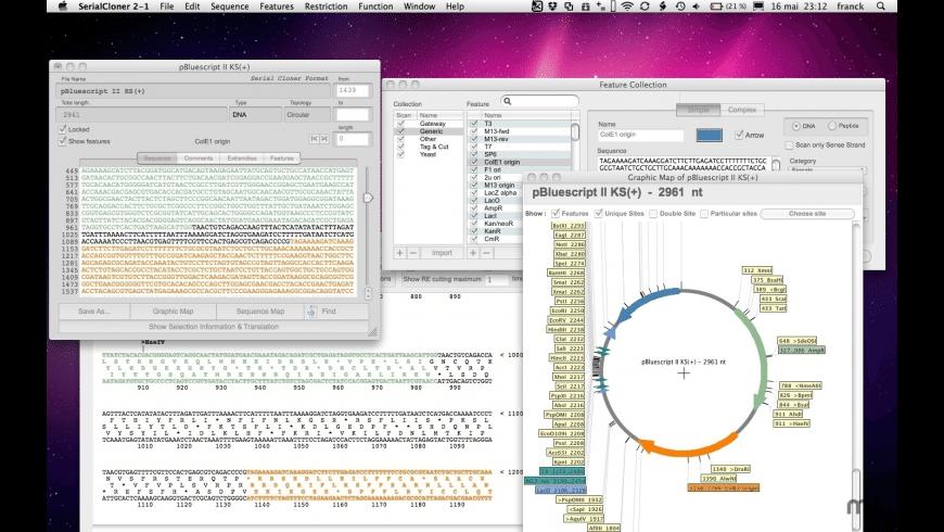 Serial Cloner for Mac - review, screenshots