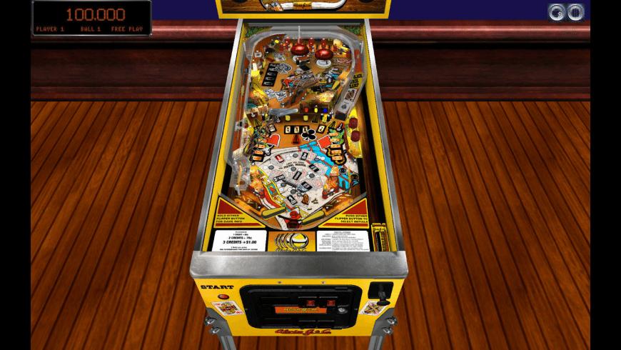 Pinball Arcade for Mac - review, screenshots
