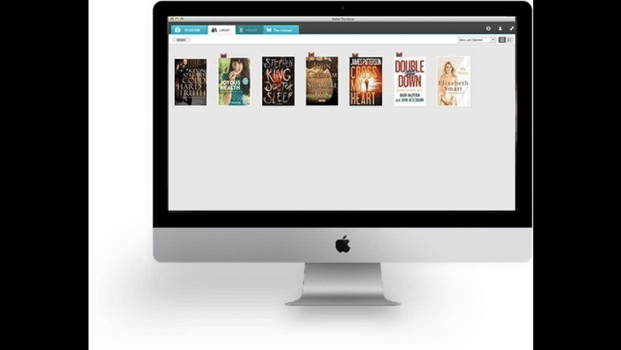 Kobo for Mac - review, screenshots