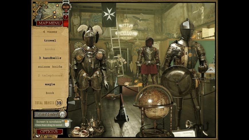 Jane Angel: Templar Mystery for Mac - review, screenshots