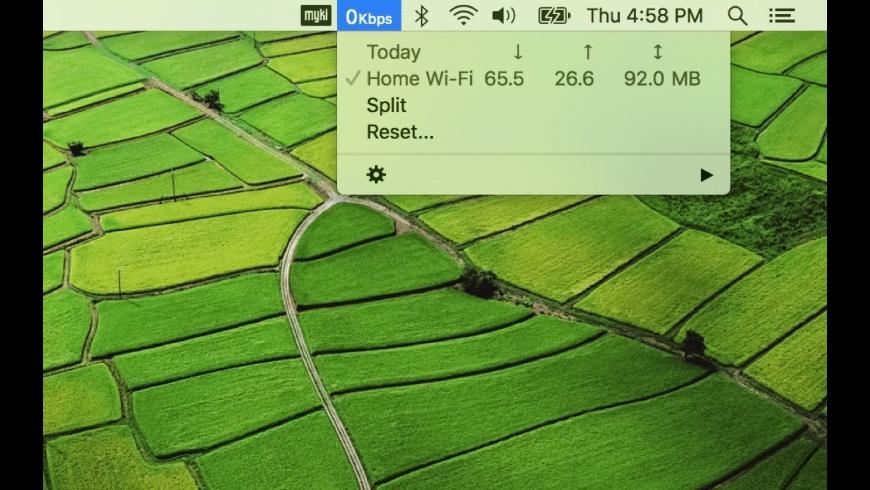 Bandwidth+ for Mac - review, screenshots