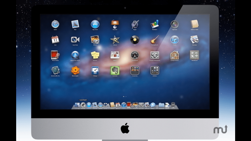 OS X Lion for Mac - review, screenshots