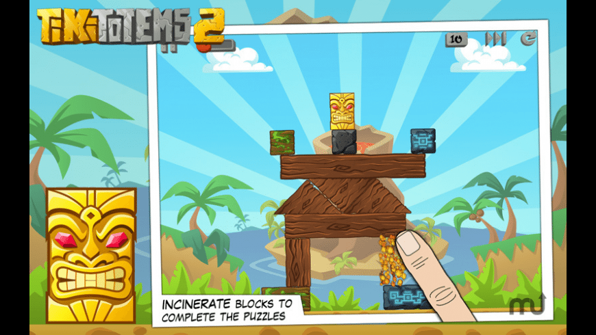 Tiki Totems 2 for Mac - review, screenshots