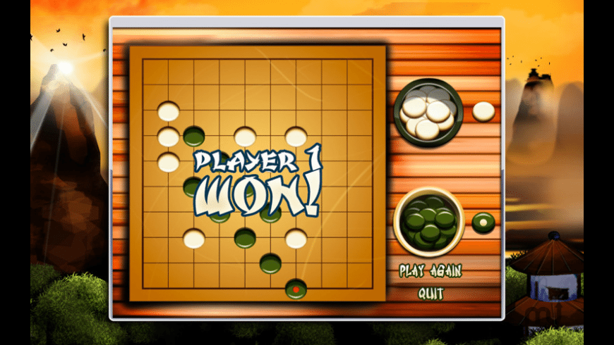 Master of Gomoku for Mac - review, screenshots