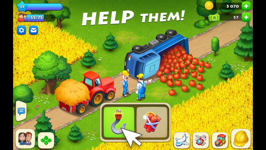 Township for Mac - review, screenshots