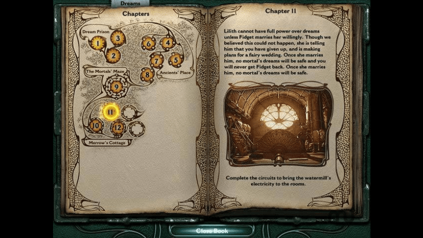 Dream Chronicles 2: The Eternal Maze for Mac - review, screenshots