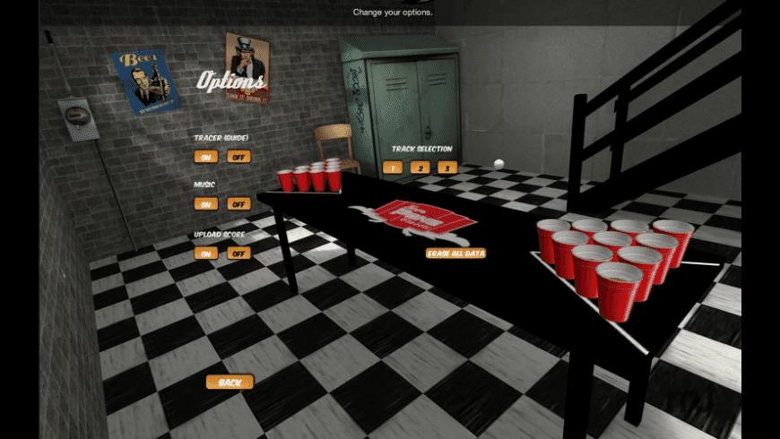 Beer Pong for Mac - review, screenshots