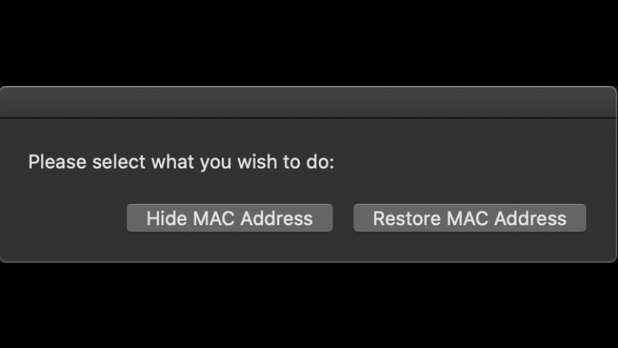 MACDress for Mac - review, screenshots