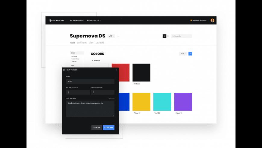 Supernova DSM for Mac - review, screenshots