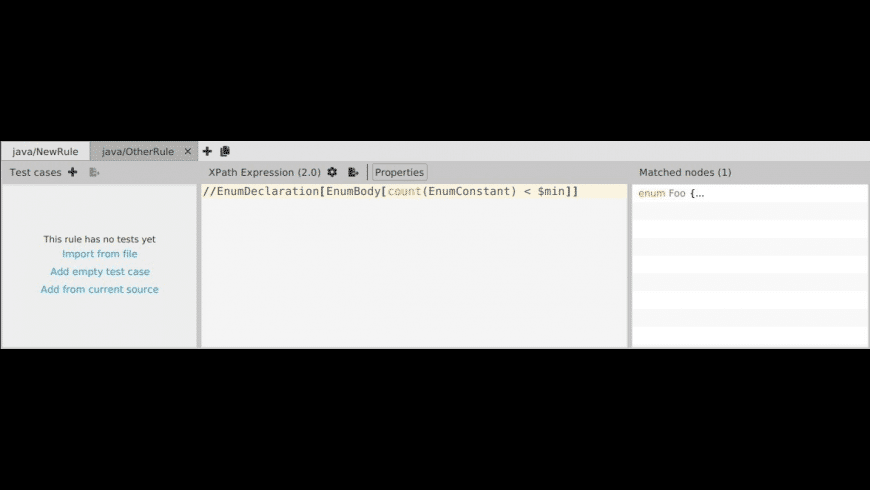 PMD for Mac - review, screenshots