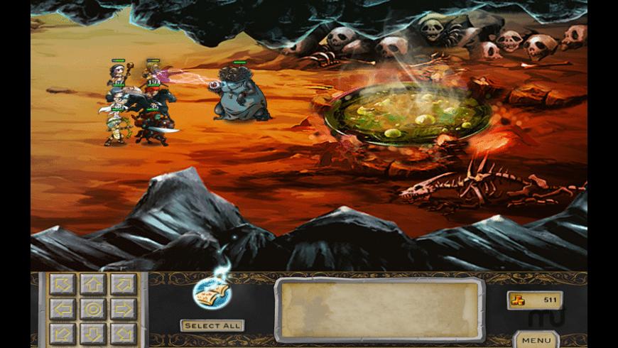 War of the Gods for Mac - review, screenshots