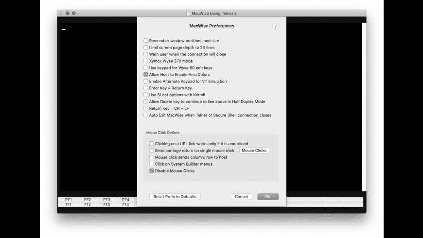 MacWise for Mac - review, screenshots