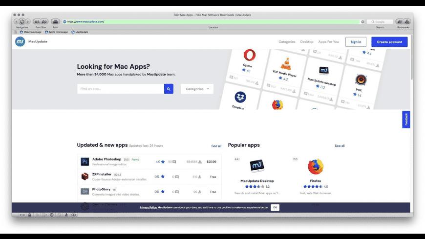iCab for Mac - review, screenshots