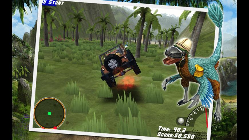 Off-Road Velociraptor Safari for Mac - review, screenshots