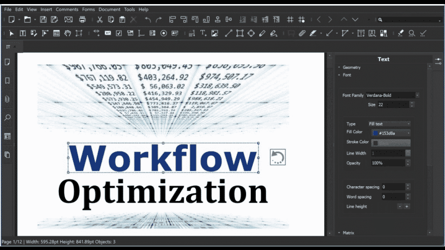 Master PDF Editor for Mac - review, screenshots