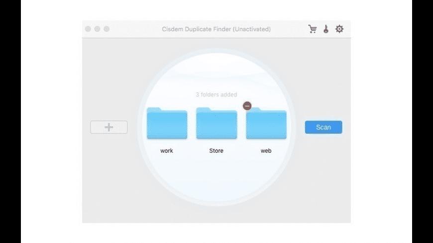 Cisdem Duplicate Finder for Mac - review, screenshots