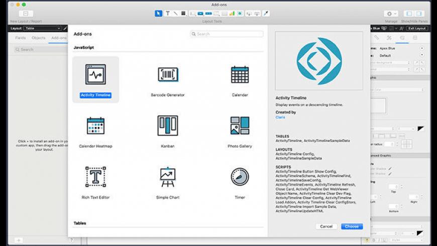 FileMaker Pro for Mac - review, screenshots