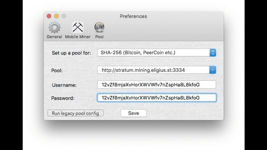 MacMiner for Mac - review, screenshots