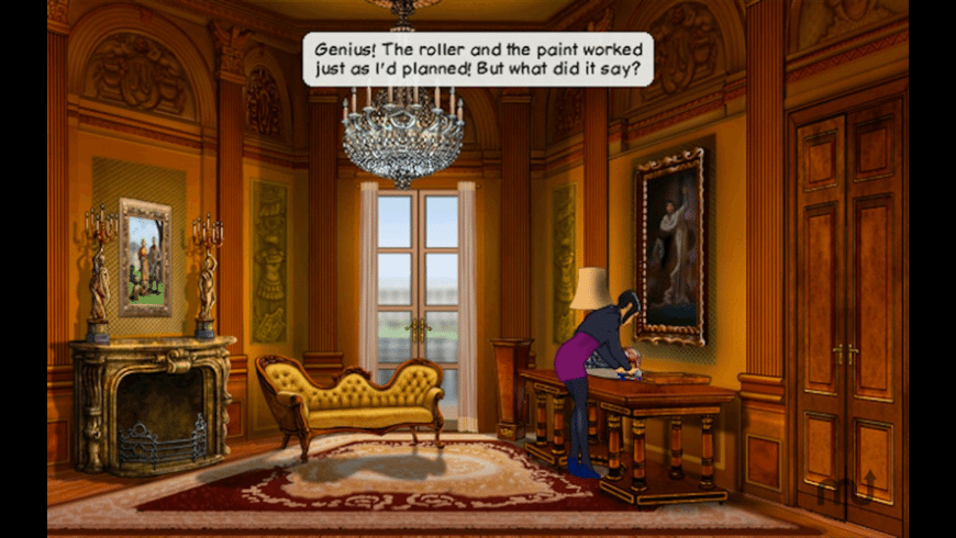 Broken Sword: Director's Cut for Mac - review, screenshots