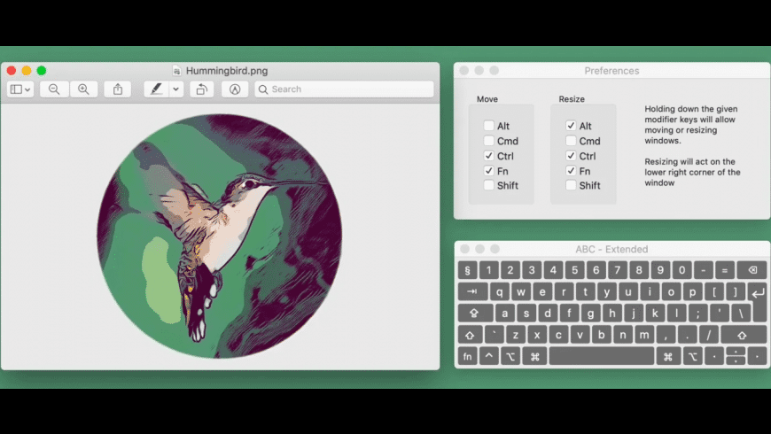 Hummingbird for Mac - review, screenshots