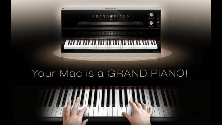 UVI Grand Piano for Mac - review, screenshots
