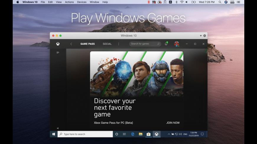 Parallels Desktop for Mac - review, screenshots