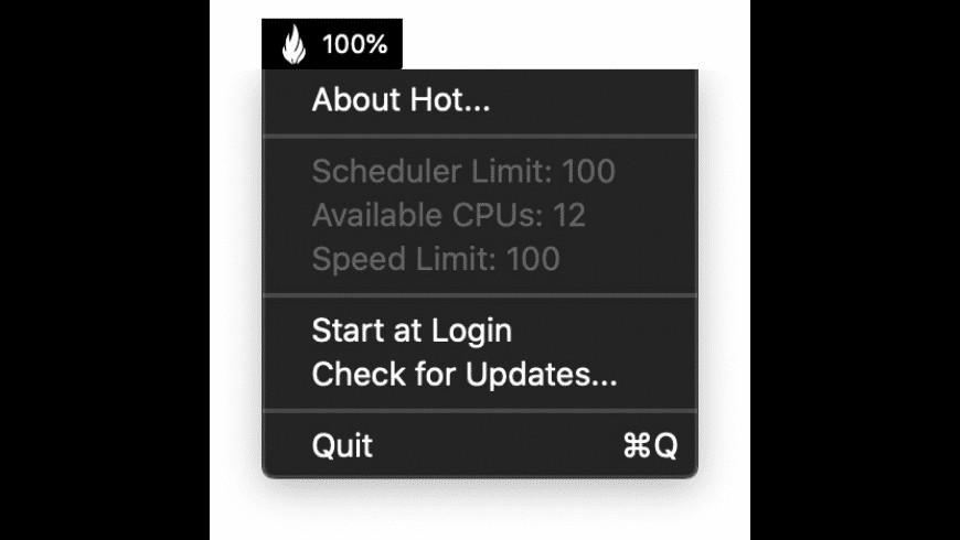 Hot for Mac - review, screenshots