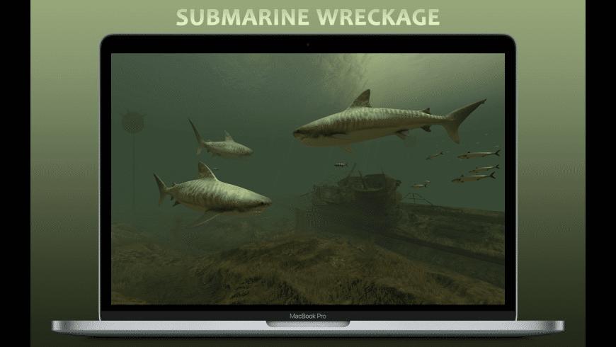 Sharks 3D for Mac - review, screenshots