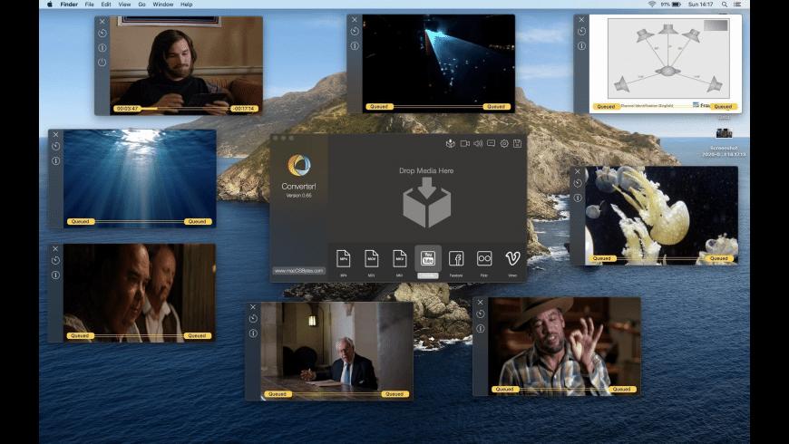 Converter! for Mac - review, screenshots