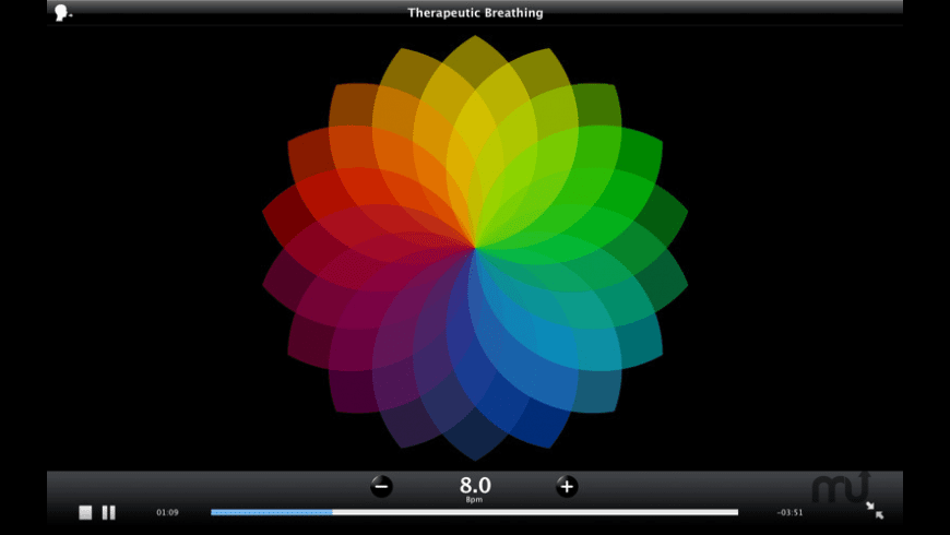 Breathing Zone for Mac - review, screenshots