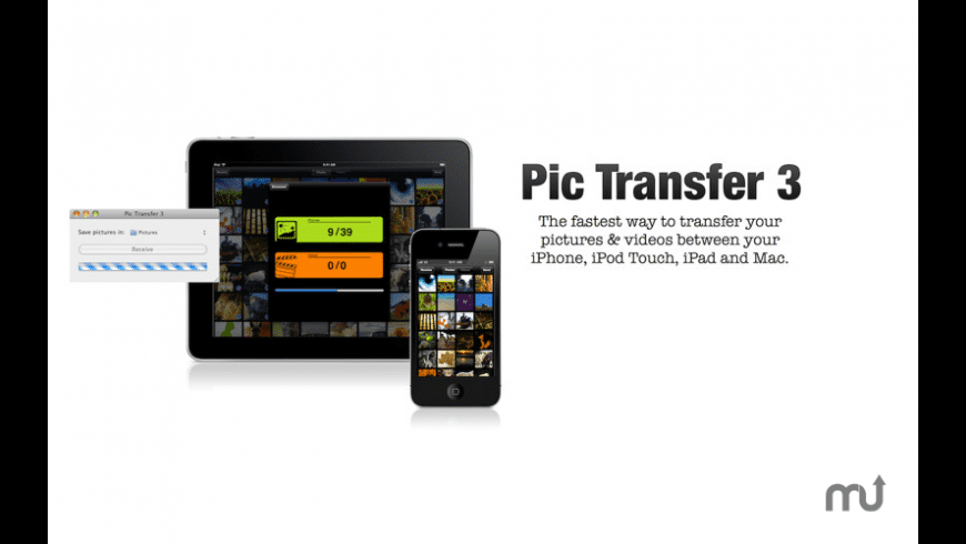 Pic Transfer Companion for Mac - review, screenshots