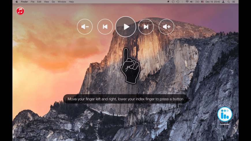 ControlAir for Mac - review, screenshots