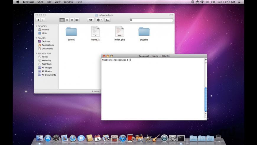 ShellTo for Mac - review, screenshots