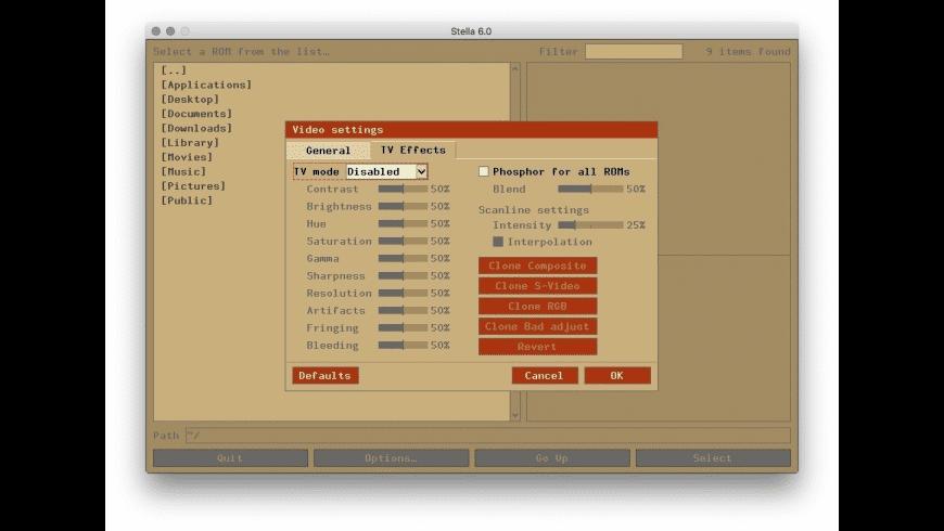 Stella for Mac - review, screenshots