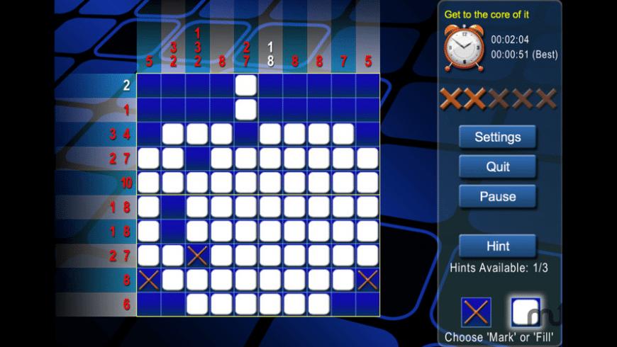 CrossPix Magic for Mac - review, screenshots
