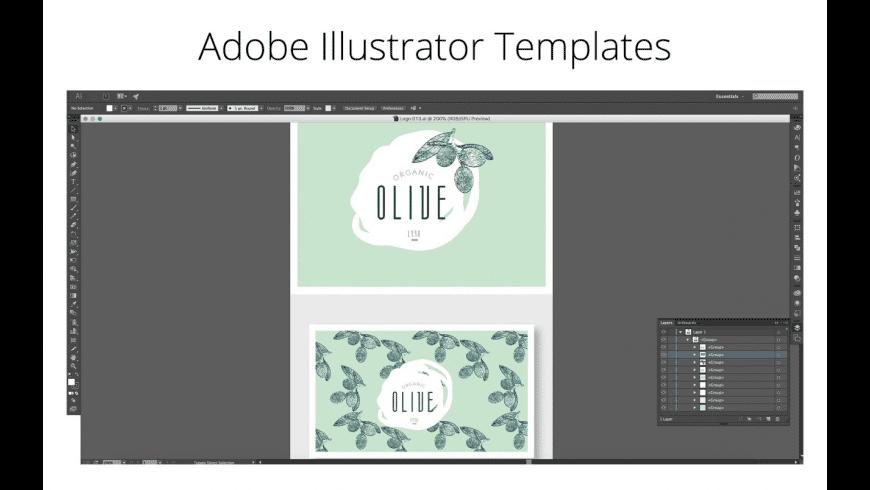 Templates Bundle for Adobe CC for Mac - review, screenshots