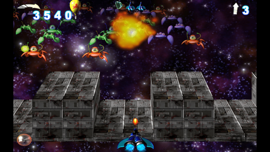 Alien Invasion for Mac - review, screenshots