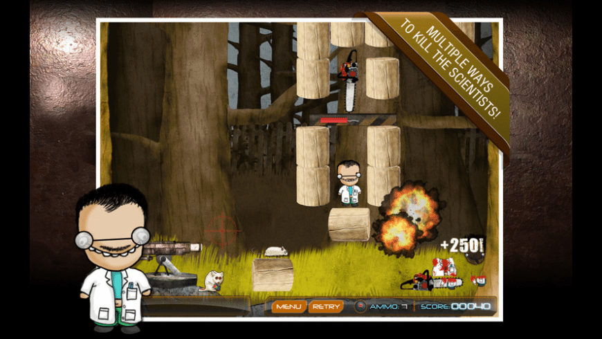 Rodent Rage for Mac - review, screenshots