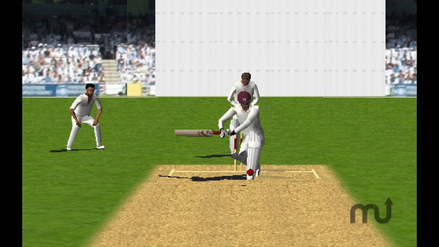 Cricket 3D for Mac - review, screenshots