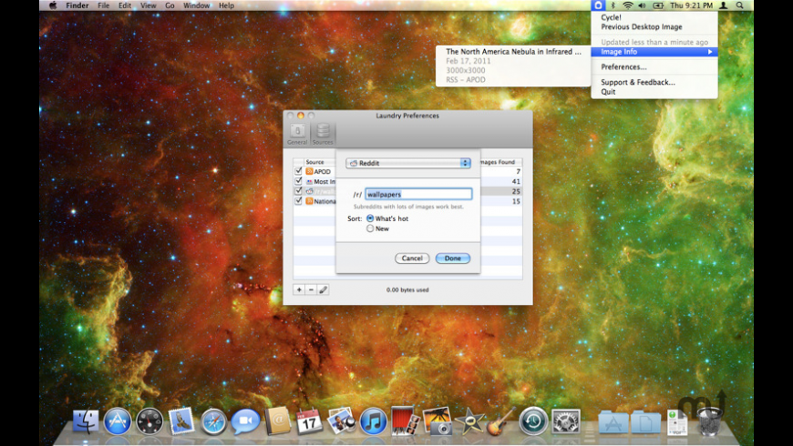 Laundry for Mac - review, screenshots