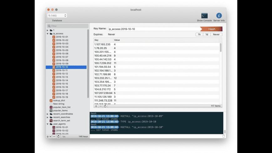 Red for Mac - review, screenshots