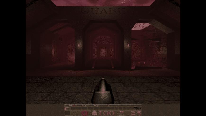 Quake for Mac - review, screenshots