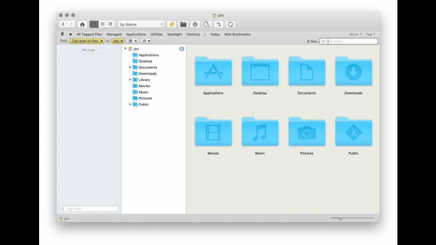 Leap for Mac - review, screenshots