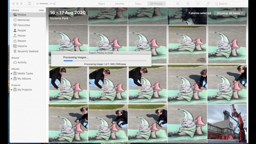 ePhotos for Mac - review, screenshots