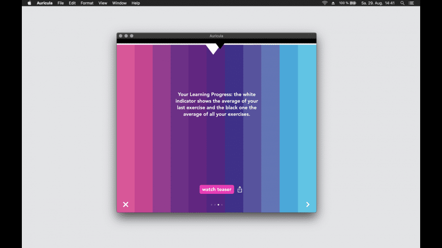 Auricula for Mac - review, screenshots